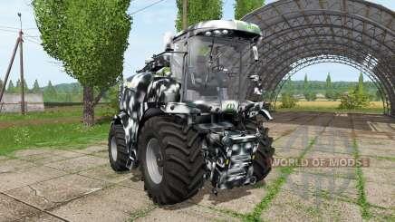 Krone BiG X 580 camo для Farming Simulator 2017