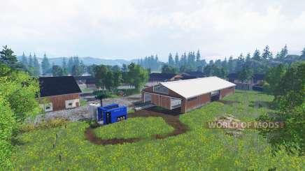 Keuschlingen для Farming Simulator 2015