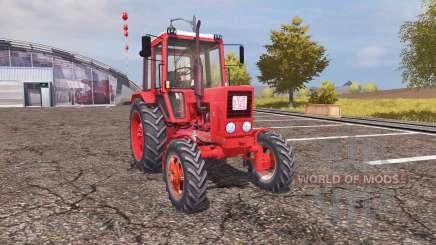 МТЗ 82 Беларус для Farming Simulator 2013