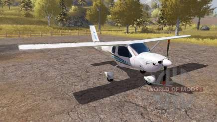 Cessna 172 v1.2 для Farming Simulator 2013