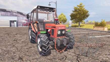 Zetor 7245 для Farming Simulator 2013