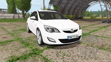 Opel Astra (J) для Farming Simulator 2017