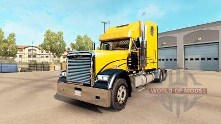 Freightliner Classic XL v2.3 для American Truck Simulator