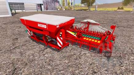 Kverneland DF-2 для Farming Simulator 2013
