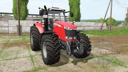 Massey Ferguson 7726 для Farming Simulator 2017