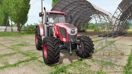Zetor Crystal 160 v2.0 для Farming Simulator 2017