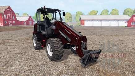Weidemann 4270 CX 100T v1.1 для Farming Simulator 2015