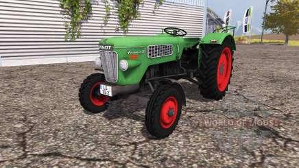 Fendt Farmer 2D для Farming Simulator 2013