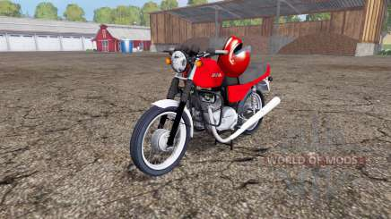 Jawa 350 для Farming Simulator 2015