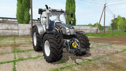 New Holland T6.120 v1.2 для Farming Simulator 2017