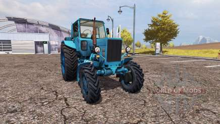 МТЗ 52 Беларус v3.0 для Farming Simulator 2013
