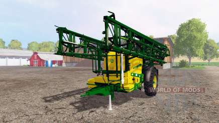 John Deere 840i для Farming Simulator 2015