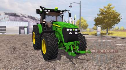John Deere 7930 v3.1 для Farming Simulator 2013