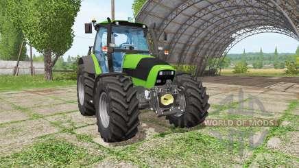 Deutz-Fahr Agrotron 165 Mk3 v3.1 для Farming Simulator 2017