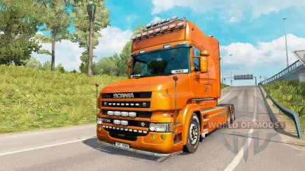 Scania T v1.8.1 для Euro Truck Simulator 2