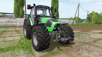 Deutz-Fahr Agrotron 620 TTV 3.0 для Farming Simulator 2017