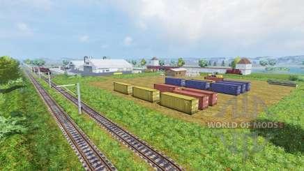 Big country v1.1 для Farming Simulator 2013