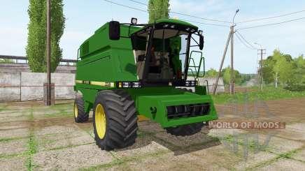 John Deere 2058 для Farming Simulator 2017