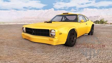 Bruckell Moonhawk widebody v0.4 для BeamNG Drive