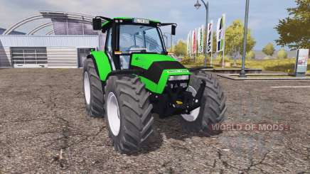 Deutz-Fahr Agrotron K 120 для Farming Simulator 2013