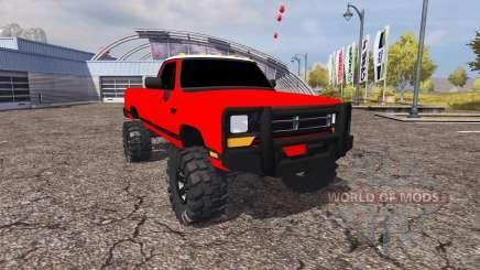 Dodge Power Ram для Farming Simulator 2013