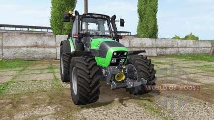 Deutz-Fahr Agrotron 620 TTV v3.5 для Farming Simulator 2017