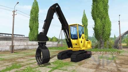 Grapple loader для Farming Simulator 2017