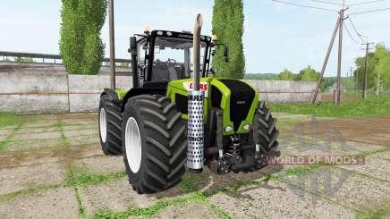CLAAS Xerion 3300 для Farming Simulator 2017