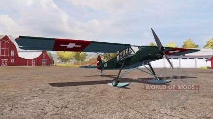 Fieseler Fi 156 Storch для Farming Simulator 2013