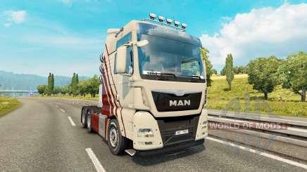 MAN TGX v1.7 для Euro Truck Simulator 2