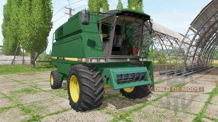 John Deere 2056 v1.1 для Farming Simulator 2017