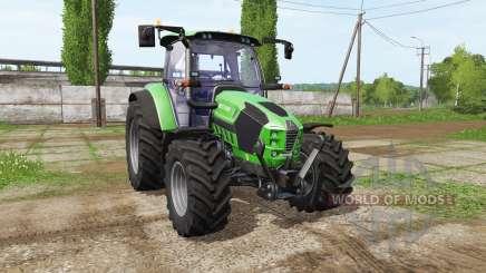 Deutz-Fahr XM 100 T4i для Farming Simulator 2017