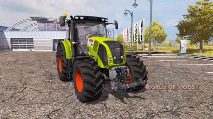 CLAAS Axion 850 для Farming Simulator 2013