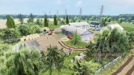 Jasienica v2.0 для Farming Simulator 2013