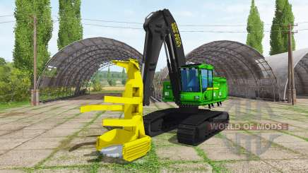 Feller buncher для Farming Simulator 2017