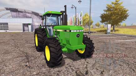 John Deere 4850 v2.0 для Farming Simulator 2013