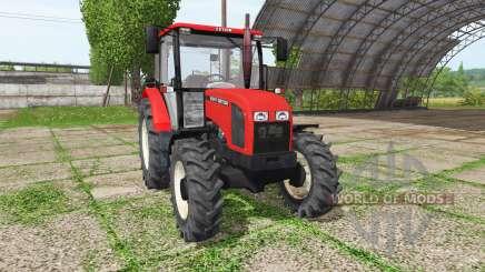 Zetor 5341 для Farming Simulator 2017