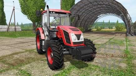 Zetor Proxima 100 v1.1 для Farming Simulator 2017