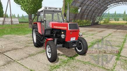 Zetor Crystal 12011 для Farming Simulator 2017