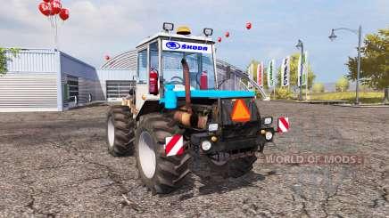 Skoda ST 180 v2.0 для Farming Simulator 2013