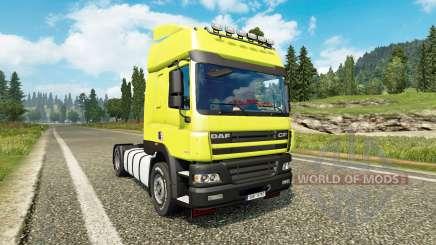 DAF CF 85 v1.5 для Euro Truck Simulator 2