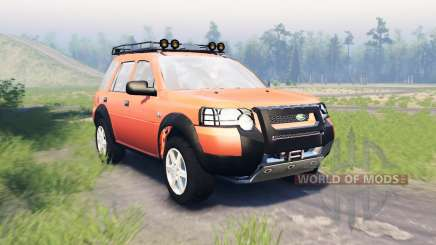 Land Rover Freelander v1.1 для Spin Tires