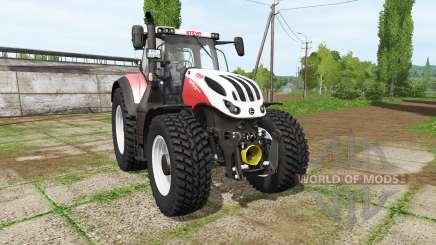 Steyr Terrus 6770 CVT ecotec для Farming Simulator 2017
