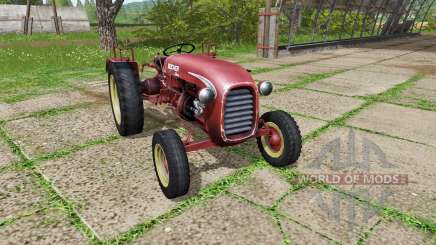 Bucher D4000 для Farming Simulator 2017