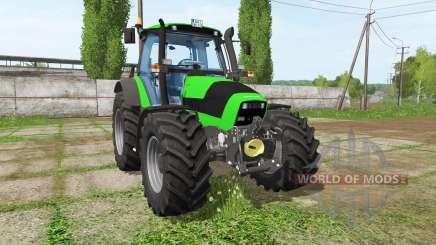 Deutz-Fahr Agrotron 165 Mk3 v3.3 для Farming Simulator 2017