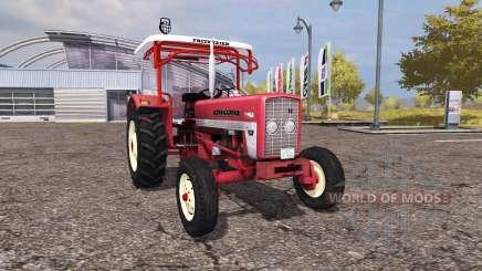 McCormick International 323 v1.1 для Farming Simulator 2013