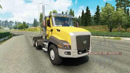 Caterpillar CT660 для Euro Truck Simulator 2