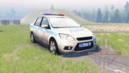 Ford Focus (DB3) ДПС для Spin Tires