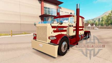 Скин Mask off на тягач Peterbilt 389 для American Truck Simulator