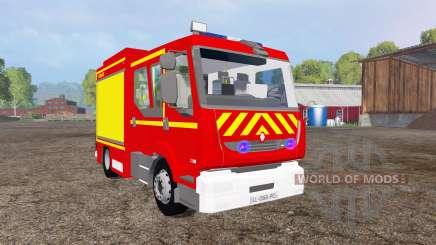 Renault Midlum FPTL для Farming Simulator 2015